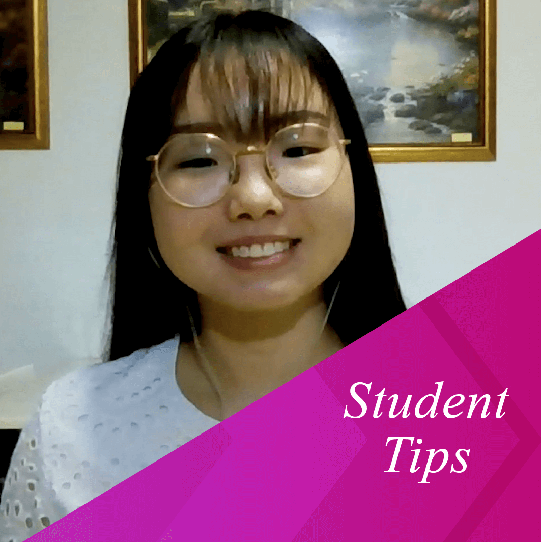 Student Tips | Interning Remotely at Home