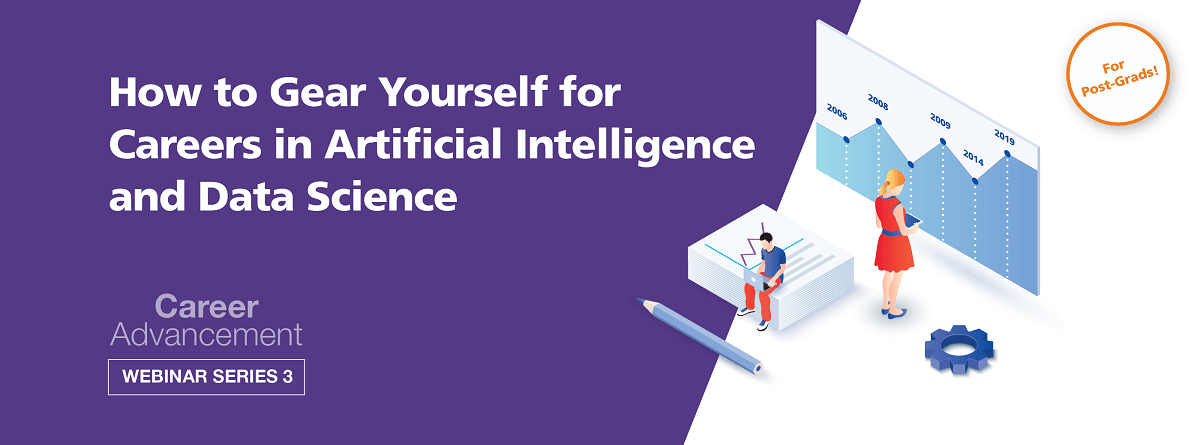 How to Gear yourself for Careers in Artificial Intelligence and Data Science EDM image