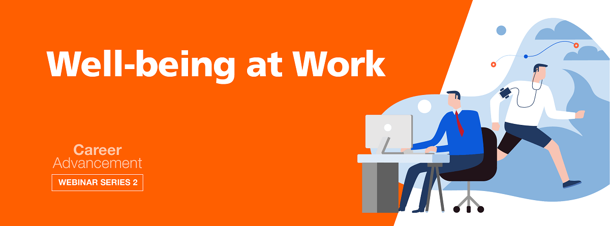 Well-being at Work EDM image