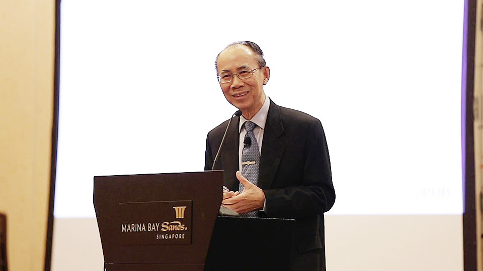 Learning from Singapore's Journey to Greater Water Security