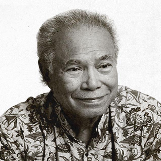 edwin thumboo portrait